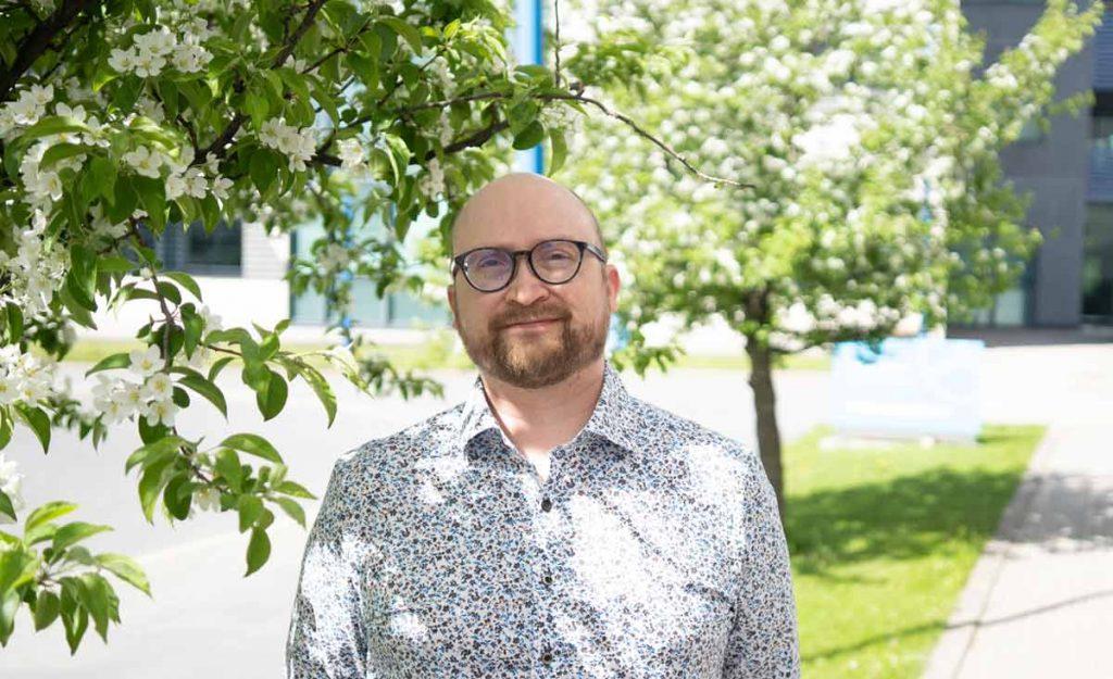 Antti Hyvärinen on valittu Navicre Oy:n uudeksi toimitusjohtajaksi